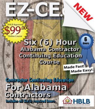 EZCE-ALHB-contractor-Alabama-course-six-hour-new